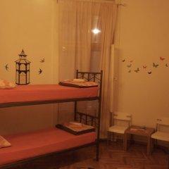 Time Hostel Кровать в общем номере с двухъярусной кроватью фото 11