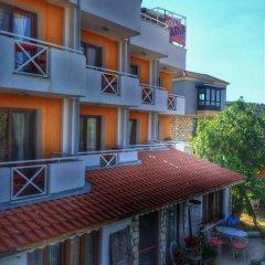Parva Port Hotel 3* Стандартный номер с различными типами кроватей фото 4