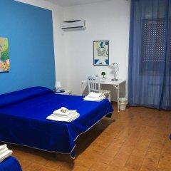 Отель Le suite dei sette Arcangeli Стандартный номер с различными типами кроватей фото 6