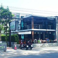 Отель The Title Phuket городской автобус