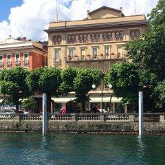 Отель Belvedere Италия, Вербания - отзывы, цены и фото номеров - забронировать отель Belvedere онлайн приотельная территория фото 2