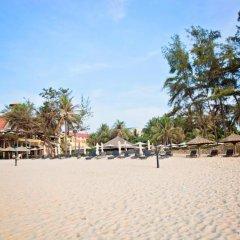 Отель Seahorse Resort & Spa пляж фото 2