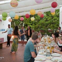 Hostel Casa d'Alagoa питание фото 3