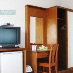 Отель Pensiri House 3* Стандартный номер с различными типами кроватей фото 8
