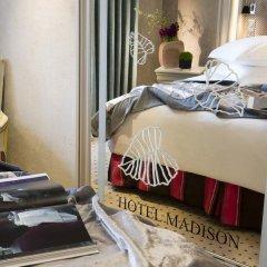 Отель Madison Hôtel by MH 4* Стандартный номер с различными типами кроватей фото 5