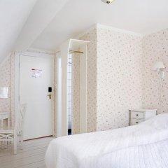 Отель Gamlebyen Hotell- Fredrikstad комната для гостей фото 5