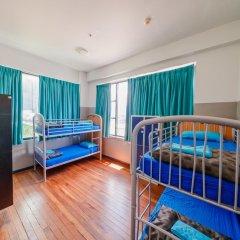 Отель Bunk Backpackers Кровать в общем номере с двухъярусной кроватью фото 6