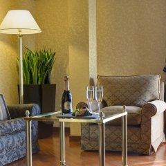 Hotel Melia Milano 5* Улучшенный люкс