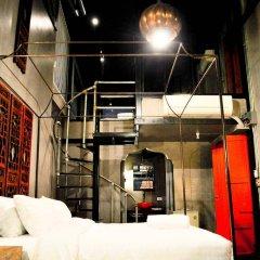 Отель Inn a day 3* Стандартный семейный номер с двуспальной кроватью фото 5