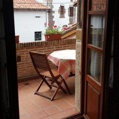 Отель Los Mantos - Vivienda Rurales балкон