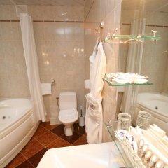 Марко Поло Пресня Отель 4* Люкс повышенной комфортности разные типы кроватей фото 8
