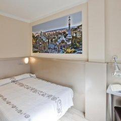 Отель Hostal Barcelona Стандартный номер с различными типами кроватей фото 19