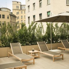 Отель The Rosa Grand Milano - Starhotels Collezione бассейн фото 3