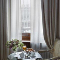 Рэдиссон Коллекшен Отель Москва 5* Улучшенный номер с разными типами кроватей фото 4