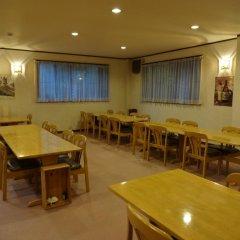 Отель Mizubasho no Yado Higashi Нумата питание