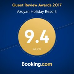 Azoyan Holiday Resort Hotel 3* Стандартный номер с различными типами кроватей фото 2