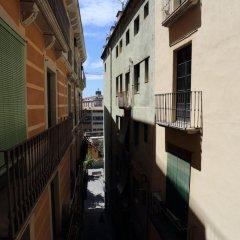 Отель Apartaments Plaça del Vi балкон