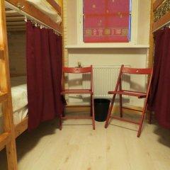 Хостел Фонтанка 22 Кровать в женском общем номере с двухъярусной кроватью фото 9