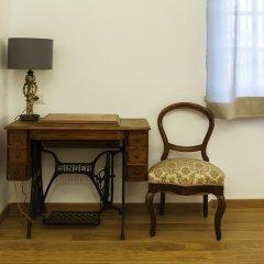 Отель Il Pettirosso B&B 3* Номер Делюкс с различными типами кроватей фото 6