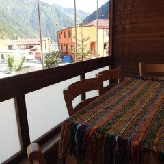 Zengin Motel Турция, Узунгёль - отзывы, цены и фото номеров - забронировать отель Zengin Motel онлайн балкон