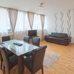 Отель Lodge-Leipzig 4* Апартаменты с различными типами кроватей фото 7