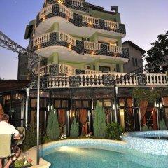 Boryana Hotel бассейн фото 2