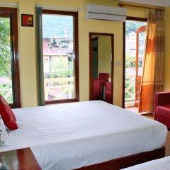 Fansipan View Hotel 3* Номер Делюкс с различными типами кроватей фото 3