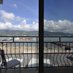 Гостиница Тихая Гавань балкон