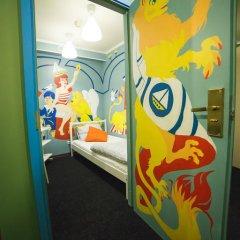 Art Hostel Contrast Стандартный номер с различными типами кроватей фото 4