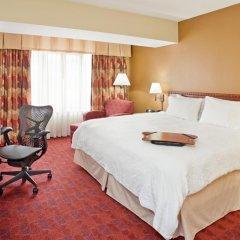 Отель Hampton Inn Gateway Arch Downtown 3* Стандартный номер с различными типами кроватей фото 9