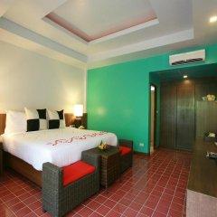 Отель Beyond Resort Krabi 4* Коттедж с различными типами кроватей фото 3