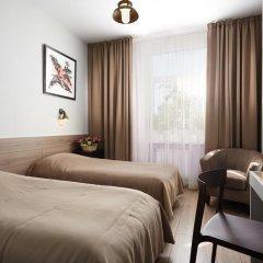 Гостиница Ярославская 3* Номер Комфорт с 2 отдельными кроватями фото 2