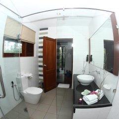 Отель Kamili Beach Villa 4* Улучшенный номер с различными типами кроватей фото 2