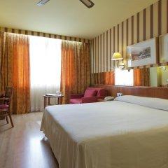 Senator Barcelona Spa Hotel 4* Улучшенный номер с различными типами кроватей фото 5