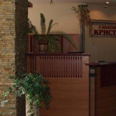 Санаторий Кристалл интерьер отеля фото 2