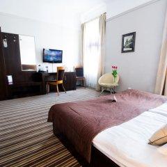 Hotel Diament Plaza Gliwice 4* Стандартный номер с различными типами кроватей фото 3
