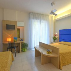 Hotel Kon Tiki Нумана комната для гостей фото 2