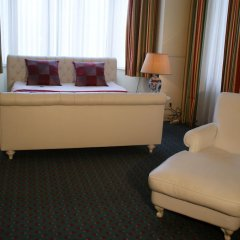 Best Western Plus Park Hotel Brussels 4* Люкс с различными типами кроватей фото 4