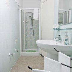 Отель Pian di luna Сарцана ванная