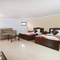 Отель Landmark Inn 3* Стандартный номер с различными типами кроватей фото 4