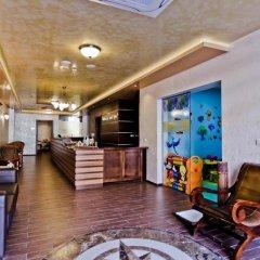 Galeon Residence & SPA Hotel интерьер отеля