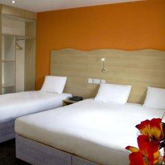 Queens Hotel 3* Стандартный номер с различными типами кроватей фото 10