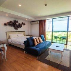 Отель Rocco Huahin Condominium Студия с различными типами кроватей фото 39