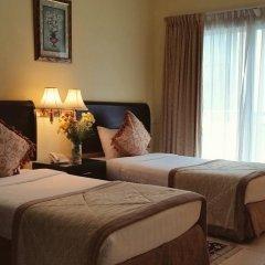 Deebaj Al Khabisi Plaza Hotel 3* Апартаменты с 2 отдельными кроватями фото 5