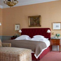 Отель Brenners Park-Hotel & Spa - an Oetker Collection Hotel Германия, Баден-Баден - отзывы, цены и фото номеров - забронировать отель Brenners Park-Hotel & Spa - an Oetker Collection Hotel онлайн комната для гостей фото 7