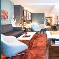 Radisson Blu Royal Hotel Brussels 4* Люкс с различными типами кроватей