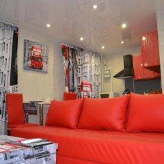 Апартаменты Red Bus Apartment na Mira Апартаменты с различными типами кроватей фото 17