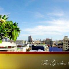 Отель The Garden Place Pattaya пляж