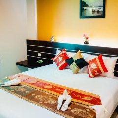 Отель Chalong Boutique Inn 2* Номер Делюкс разные типы кроватей