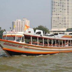 Отель P & R Residence Бангкок приотельная территория